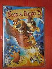 DVD ANIMAZIONE- DA COLLEZIONE- BALTO- BOOG & ELLIOT 3- spicca volo- SIGILLATO