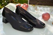 Gabor Damenschuhe, schwarz, Größe 6, Weite H, elegant, neuwertig, 1 mal getragen
