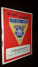 CODE DE LA ROUTE ILLUSTRE - R. M. Viette 1957 - Saint-Quentin Aisne