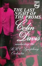 The Last Night of The Proms  Colin Davies BBC Symphony Orchestra Cassette
