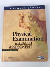 Physical Examination & Health Assessment Fourth Edition Hardcover Book