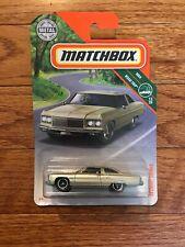Matchbox 1975 Chevrolet Caprice 2 Door Car