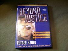 Beyond Justice  (DVD, Digital Gold Collection) Rutger Hauer Omar Sharif