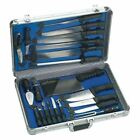 Slitzer Germany 22pc Chef Butcher Cook Cutlery Professional Kitchen Knife Set
