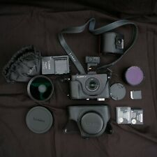New ListingPanasonic Lumix with Leica Summicron Lens Complete Package