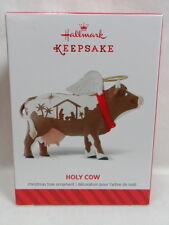 2014 Hallmark Keepsake Ornament Holy Cow Loc B43
