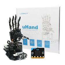uHandbit Robotic Hand 180° Swivel Base APP Control w/ Micro: bit Main Board DIY