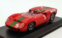 Best 1/43 Scale 9178 - Lola T70 Spyder Brands Hatch 1965 - #5 J.Stewart