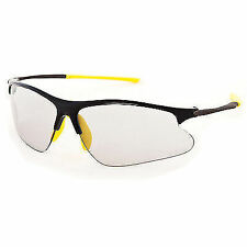 Jetblack Svelto Photochromic Cycling Sunglasses - Black Frames