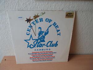 Star-Club  Center Of Beat  / 2  LP im Klappcover