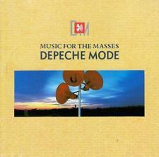 CD audio.../...DEPECHE MODE.../...MUSIC FOR THE MASSES.......