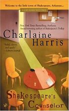 Shakespeares Counselor (Lily Bard Mysteries, Book 5) by Charlaine Harris