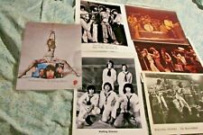 ROLLING STONES - PHOTOS - ASSORTED 70'S - $6.99 ea. -----------------