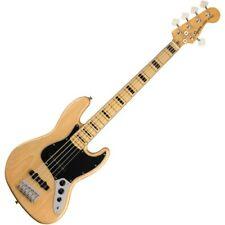 Fender Squier CV 70s Jazz Bass V MN NAT | Neu