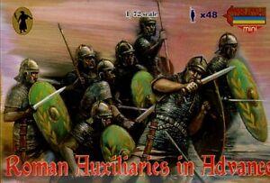 Strelets 1/72 Roman Auxiliaries in Advance # M034