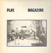MAGAZINE – Play (1980 UK VINYL LP VIRGIN V2184)
