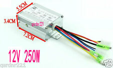 12V 250W Brush Motor Speed Controller For Electric Bike E-bike Bicycle Scooter