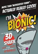 "3D Shark ""I'm Bionic"" EP  Indie Punk REM Half Man Half Biscuit Good Vibrations"