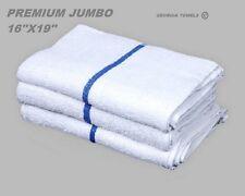 6pc Blue Stripe Premium Grade Stripe Bar Mop Mops Restaurant Cleaning Towel 34oz