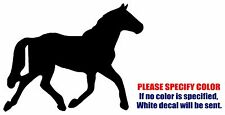 "Horse #5 animal Jdm Funny Vinyl Decal Sticker Car Window Bumper Wall Laptop 7"""