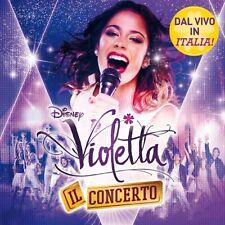 Violetta (Walt Disney) - Il Concerto CD DISNEY RECORDS