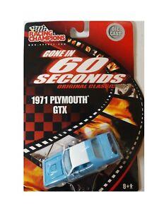1971 Plymouth Satellite GTX 440-6 six-pack in orig pkg--mint brand new '71 Mopar