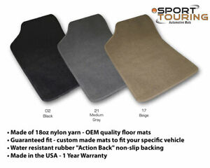 Custom Fit Carpet Floor Mats For Lincoln Navigator Ford Expedition