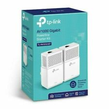 TP-Link TL-PA7010KIT AV1000 Gigabit 1000Mbps Powerline Ethernet Starter Kit