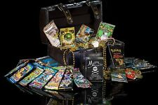 Pokemon Mystery Treasure Chest. Vintage Packs, EX, Holo Rares, code cards, sets