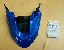 TRIUMPH TIGER 800 XRX HIGH LEVEL FRONT MUDGUARD CASPIAN BLUE A9708212-JD