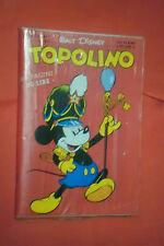 walt disney topolino libretto -n°1 del 1949 ancora sigilato 100 pagine 60 lire
