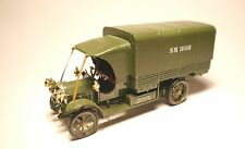Lkw FIAT Autocarro BL 18 Militär military armed forces camouflage olive RIO 1:43