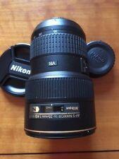 Nikon AF-S Zoom Nikkor 16/35mm. f4 G ED VR. Full frame.