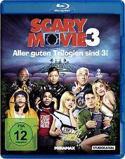 Blu-ray * SCARY MOVIE 3   ANNA FARIS , CHARLIE SHEEN # NEU OVP /