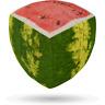 V-Cube 2 x 2 x 2 Watermelon Puzzle Cube