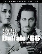 BUFFALO 66: 15TH ANNIVERSARY (Kevin Corrigan) - BLU RAY - Region A - Sealed