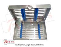 Dentistico Sterilizzazione Cassette Ascensore Strumenti di Qualità Marca Inglese
