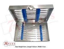 Dental sterilizzazione CASSETTE Elevator strumenti di alta qualità British Brand
