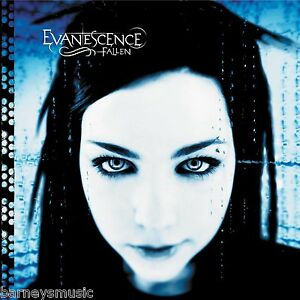 EVANESCENCE ( NEW SEALED CD ) FALLEN ( BRING ME TO LIFE / MY IMMORTAL )