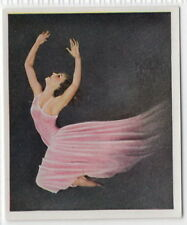 Vintage 1935 Dance Card of German Dancer MARGA BERNDT