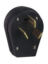 Cooper Wiring Universal Angle Plug - Black
