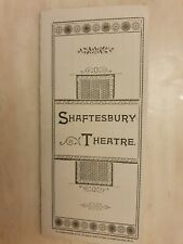 More details for a pantomime rehearsal / the lancashire sailor sybil grey brandon thomas c little
