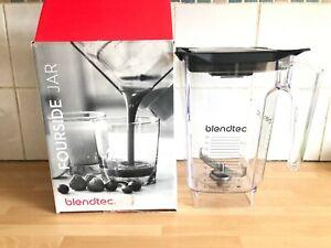 Blendtec fourside Container Compatible with all Blendtec blenders. 2.2L