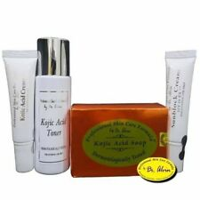 Dr Alvin Kojic Acid Set from Professional Skin Care Formula 4 pc 100% AUTHENTIC