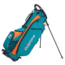 Wilson Staff - All New NFL Carry Golf Bag - Miami Dolphins - 2021