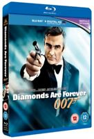 007 Bond - Diamonds Are per Sempre Blu-Ray Nuovo (1634907086)