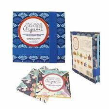 Traditional Japanese Origami Kit: Easy to Follow Instructions for 10 Classic Fol