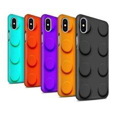Étuis, housses et coques orange Pour iPhone X pour téléphone mobile et assistant personnel (PDA)