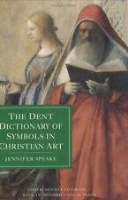 The Dent Dictionary of Symbols in Christian Art-ExLibrary