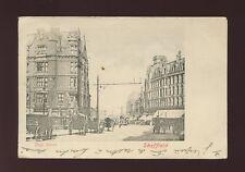 Yorkshire Yorks SHEFFIELD High St Used 1902 u/b PPC